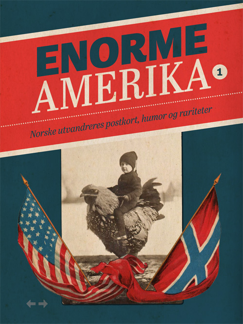 Enorme Amerika - test cover