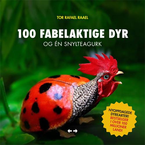 100 fabelaktige dyr og en snylteagurk