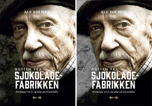 Alf Folmer - Gutten fra sjokoladefabrikken