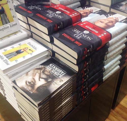Alf Folmers bok hos Tanum Byporten