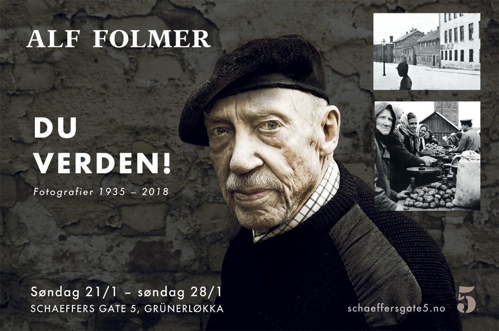 Alf Folmer utstilling